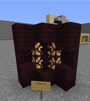 Nether Tunnel Ideas Minecraft Pinterest Minecraft Minecraft