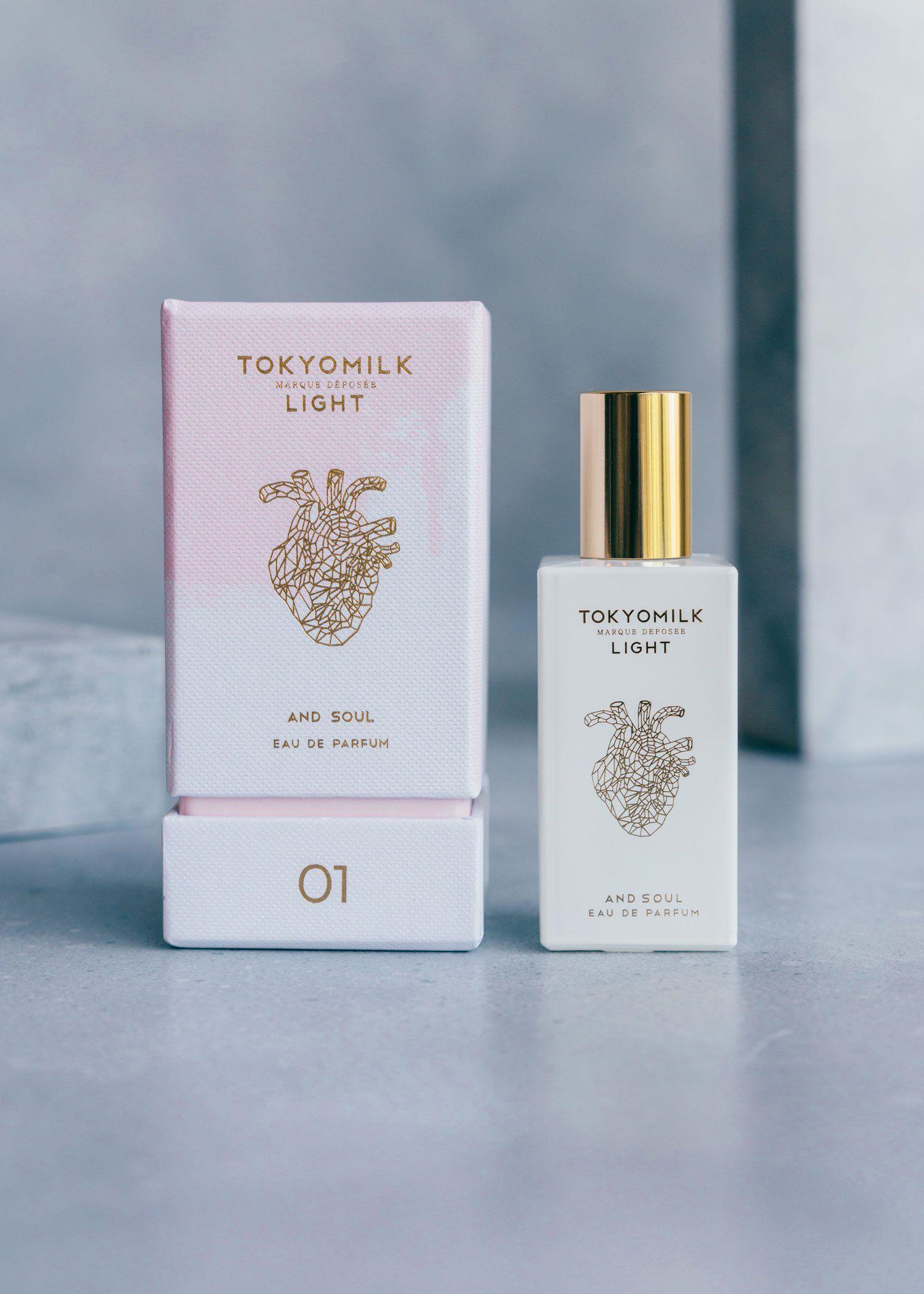 And Soul Parfum Tokyo Milk Perfume Luxury Fragrance