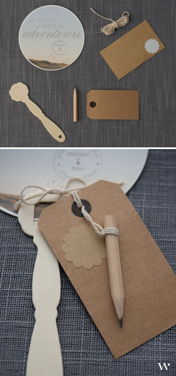 Wood and Paper Hand Paddle Fans Packs of 5