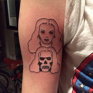 Fantomah tattoo!