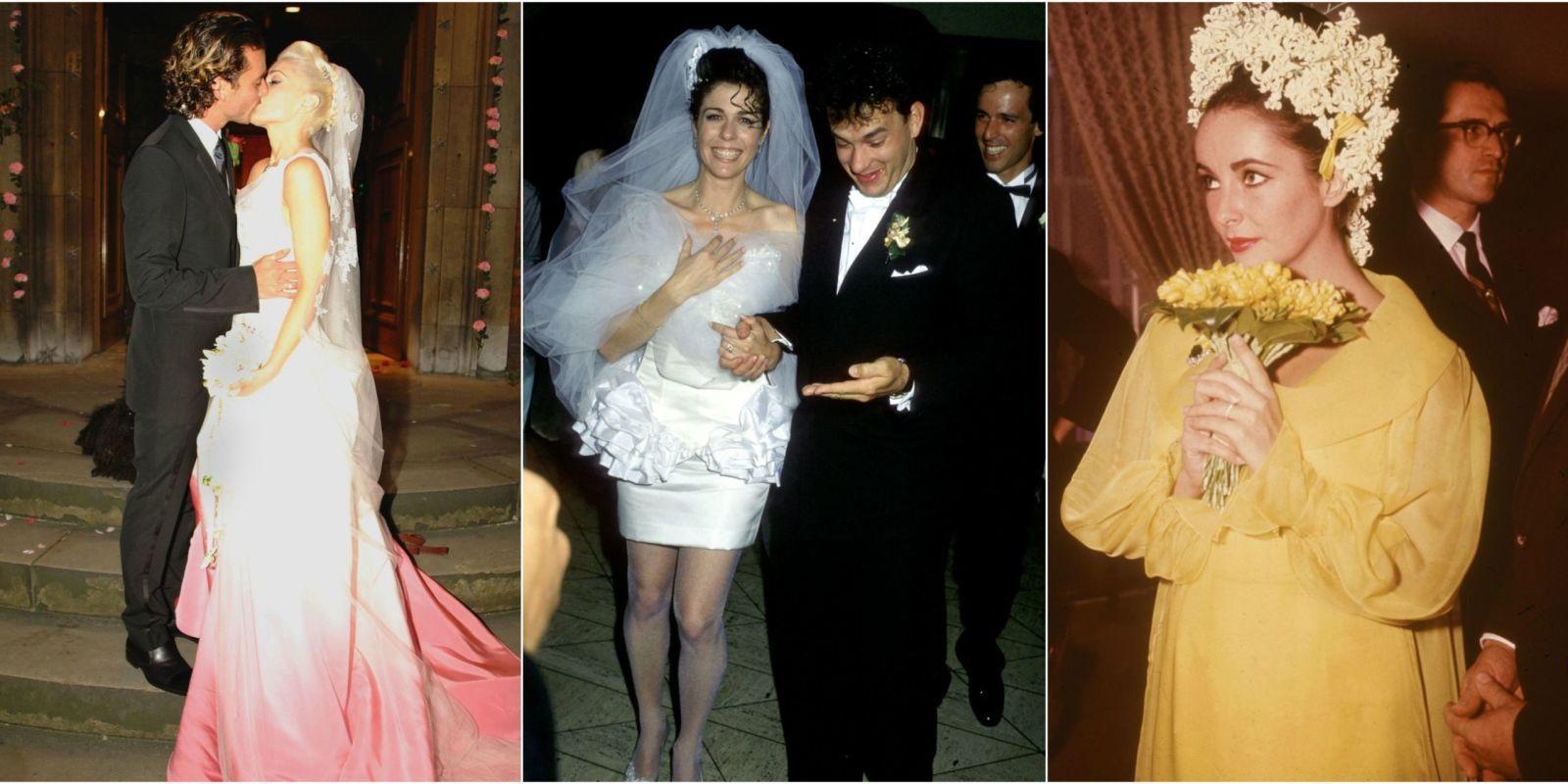 The 16 Most Unique Wedding Dresses Ever Famous Wedding Dresses Worst Wedding Dress Wedding Dresses Unique [ 800 x 1600 Pixel ]
