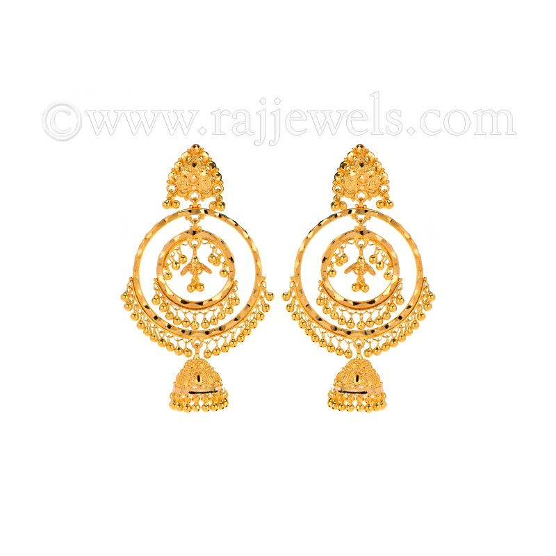 Pretty Gold Kaner Dul Er Digain Contemporary - Jewelry Collection ...