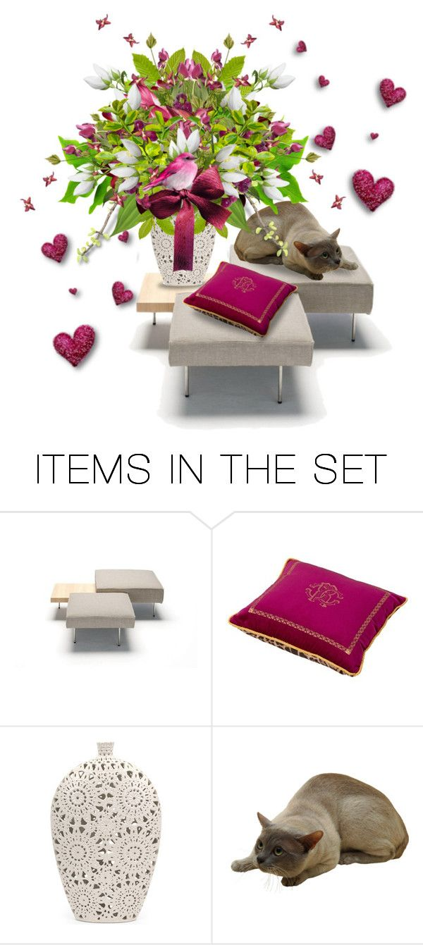 """Flowers for a Friend....."" by queenrachietemplateaddict ❤ liked on Polyvore featuring art, flowerarrangements and ifitsflowers"