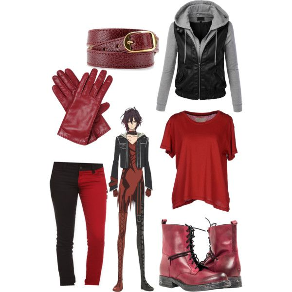 Casual cosplay of Shin (from Amnesia anime series)-- character inspired outfit | Character ...