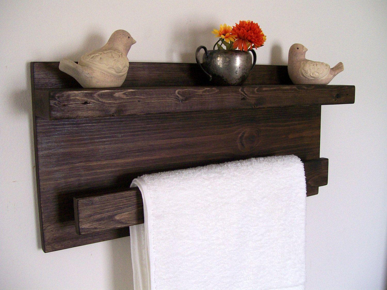 rack wood floating bar shelves towel il bathroom with listing shelf