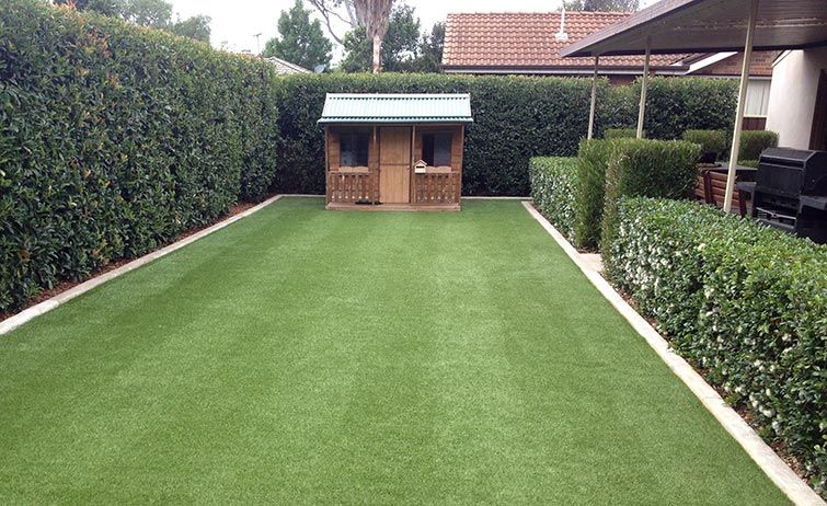 most realistic synthetic grass Google Search backyard