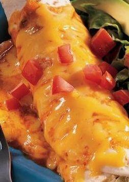 chicken enchiladas recipe http://momndaughtersavings.com/chicken-enchiladas-recipe-2/