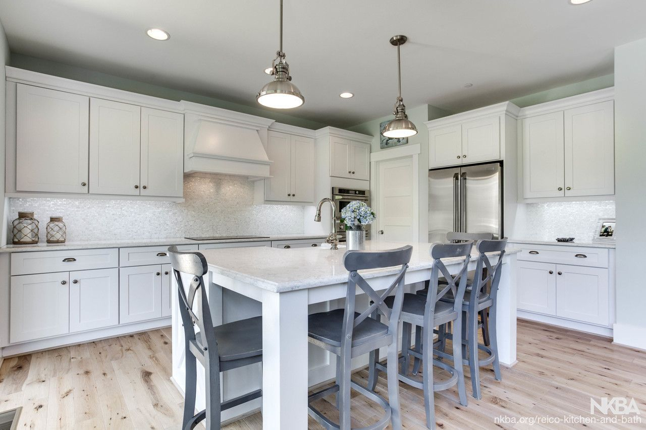 Coastal Kitchen And Living Room Bar Design Arnold Md Beach