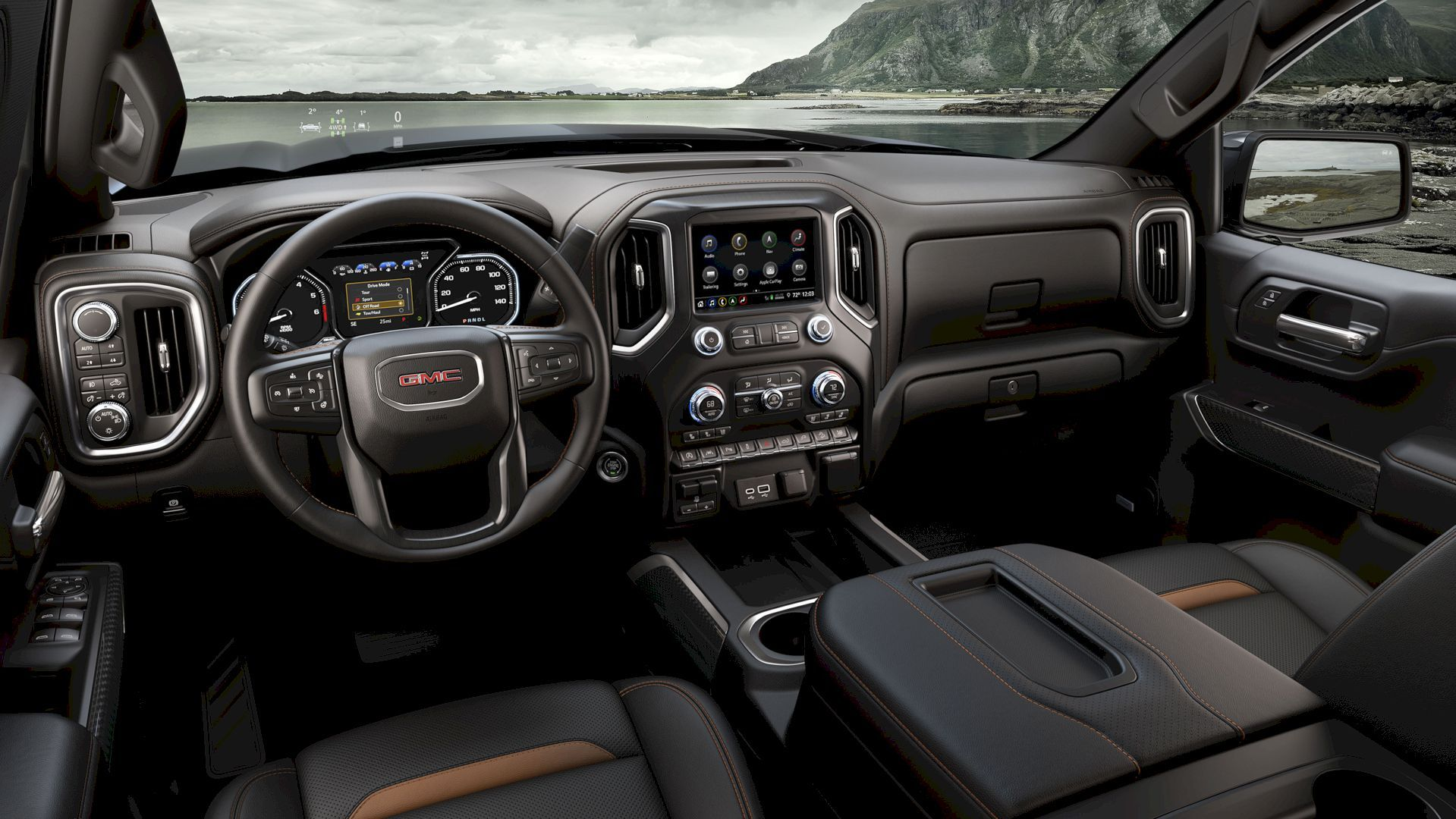 Gmc Redefines The Off Road Market Space With The All New 2019 Sierra At4 Gmc Sierra Gmc Sierra Denali Sierra Denali