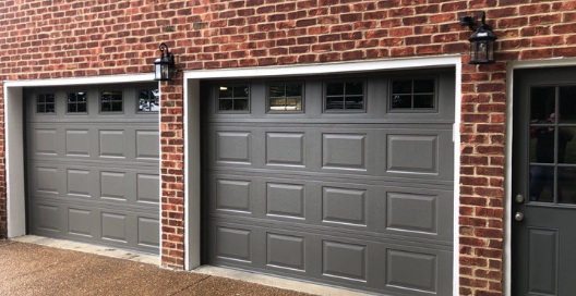 Garage Door Styles And How To Choose The Right One For Your Home Garage Door Styles Garage Door Windows Garage Doors