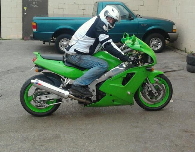 stretched zx7r | Post pics of your zx7/zx7r! : Kawasaki ZX