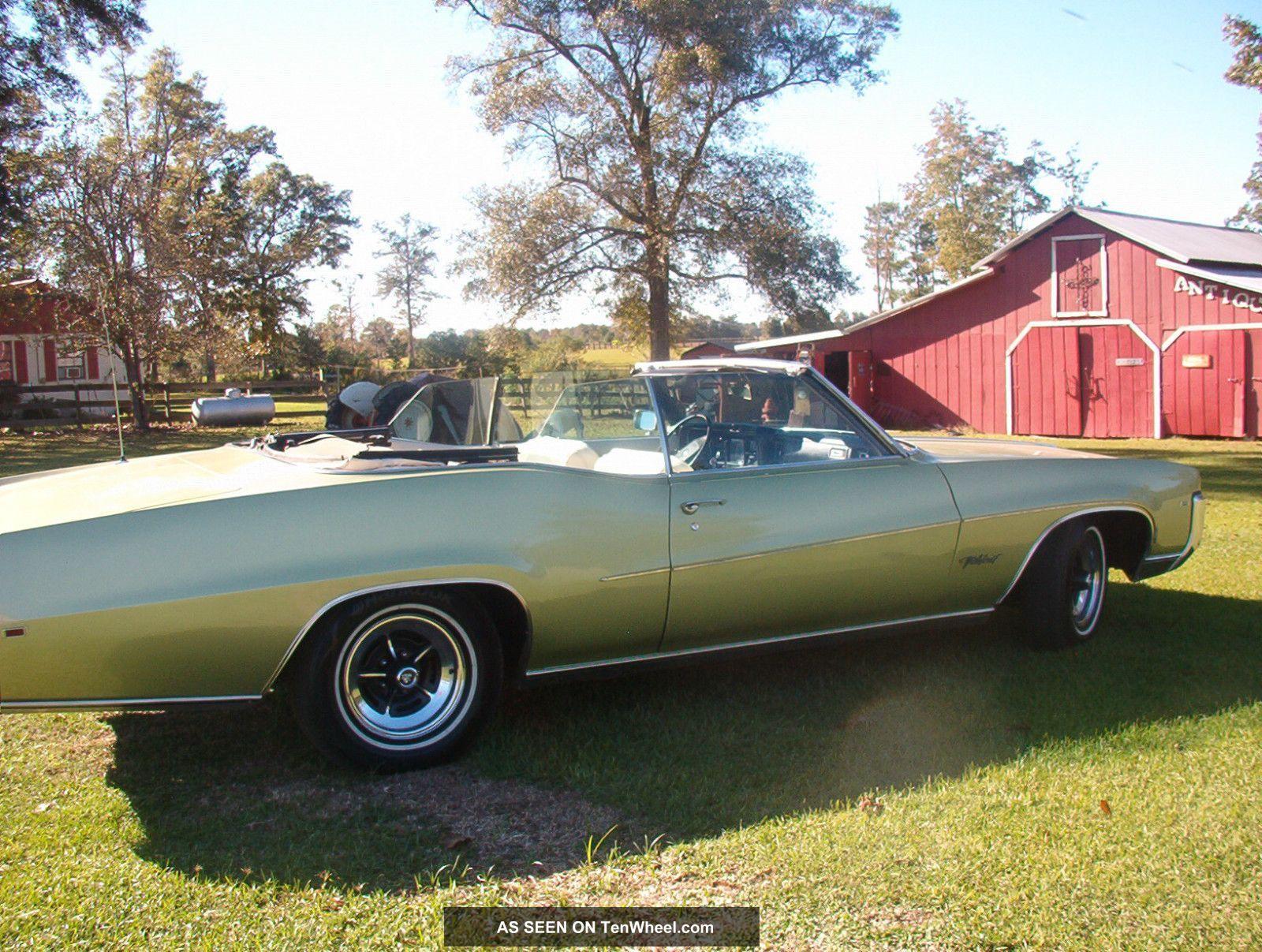 1969 buick wildcat 1969 buick wildcat custom 7 0l other photo 2