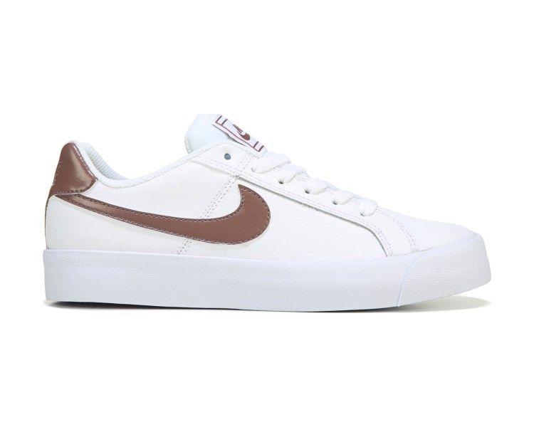 1a764eb683df4 Nike Court Royale AC Sneaker White Smokey Mauve