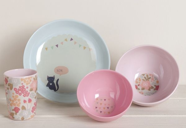 We\u0027re loving new Love Mae melamine dinnerware & We\u0027re loving new Love Mae melamine dinnerware | Melamine dinnerware ...