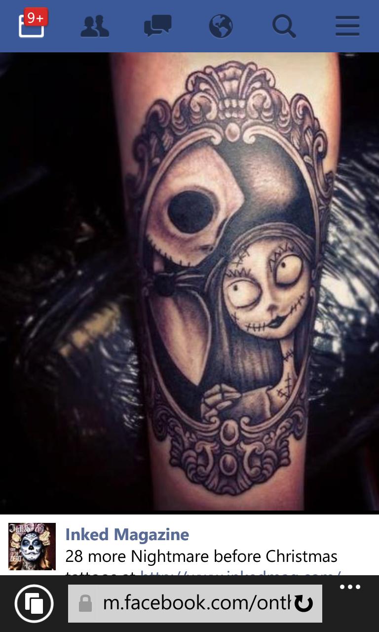 Pin by Jenny Brown on Tattoo Ideas | Tattoos, Christmas tattoo ...