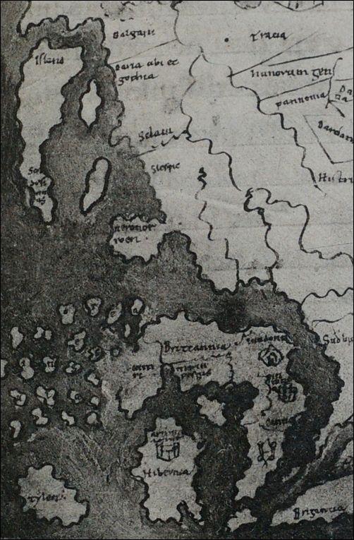 Mappa mundi cottonia the lower left corner of a world map called 00e7ec92a7078eeba9142a7bde1525b6g gumiabroncs Choice Image