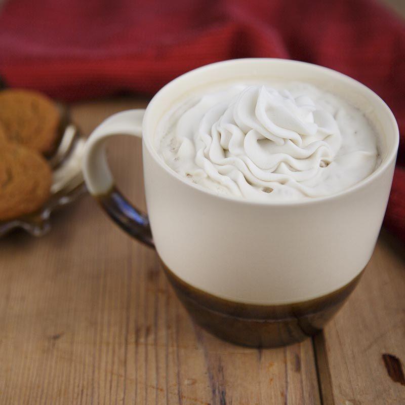 Latte Recipe, Spring Desserts