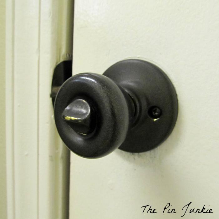Pin On Spray Painting Door Knobs