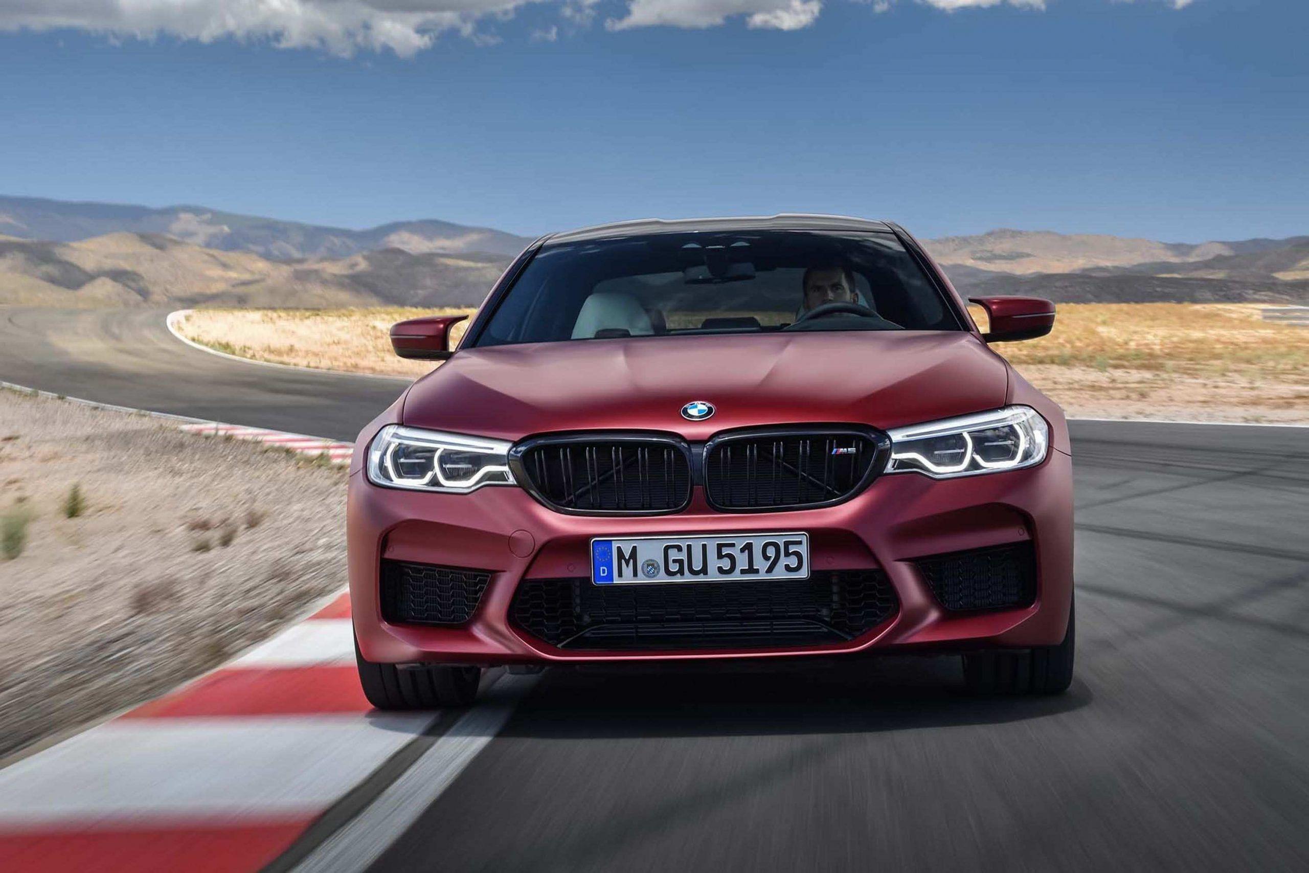 Performance 2020 BMW M5 Get New Engine System - Jblogs