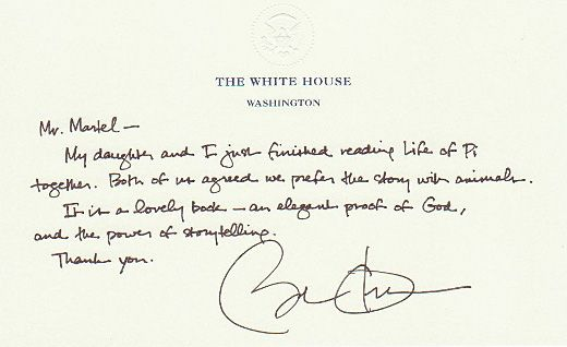 11 amazing thank you notes from famous people obama
