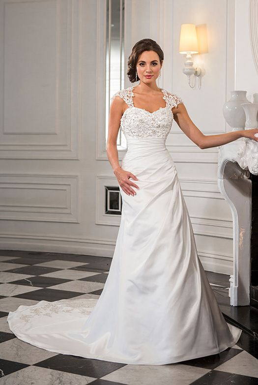 Astra Bridal - Christina Rossi 4153 | dresses | Pinterest | Bridal ...