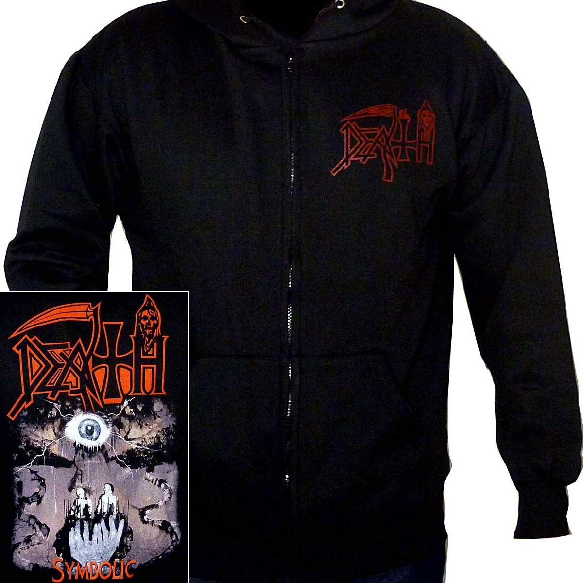 Death Symbolic Hoodie Size Xl Hoodies Pinterest Bullet For My Valentine