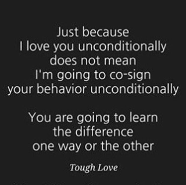 Tough Love Quotes Cool Pin By L B On Family Pinterest Parents Relationships And Wisdom