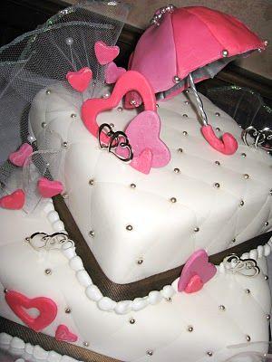 Bridal Shower Cakes Bridal Shower Cakes Pinterest Bridal