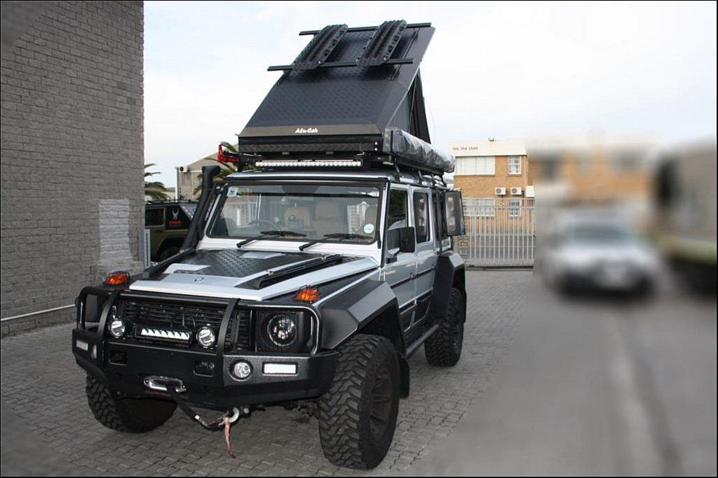 Alu-Cab Africa - Smaller Projects | G | Mercedes benz g