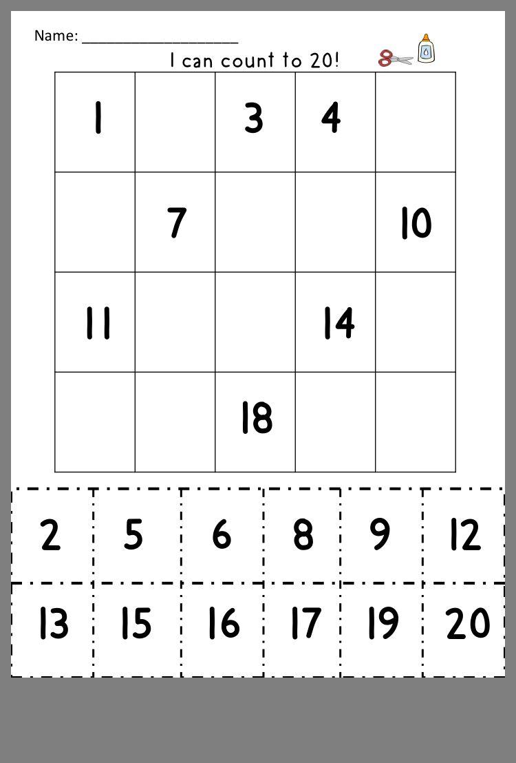 Pin By Bbdardel On Math Numbers Counting Preschool Math Teaching Kindergarten Kindergarten Math [ 1108 x 750 Pixel ]
