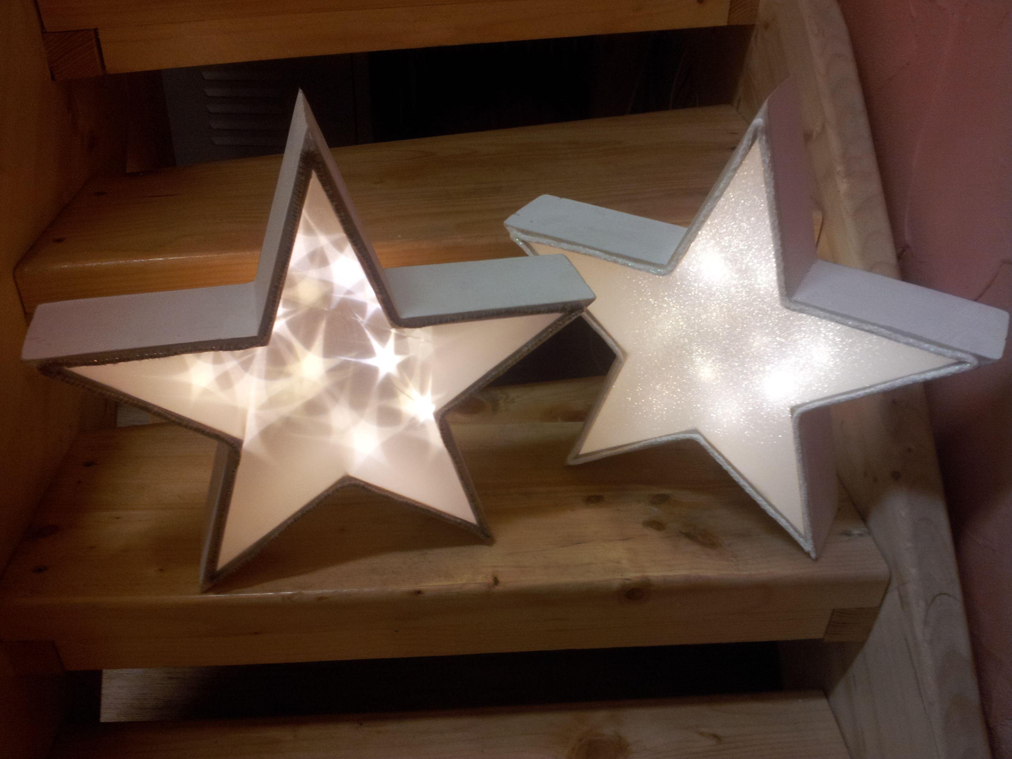 Weihnachtssterne Mit Glimmerfolie 3d Effektfolie Selbst Gebastelt Der Stern Ist Ein Holzrohling Dazu Weihnachtsdeko Mit Licht Weihnachtsdeko Holz 3d Folie