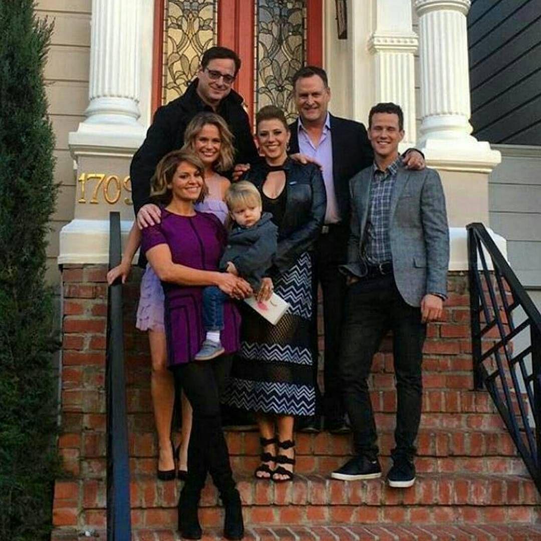 Full House, Fuller House, Fuller House Cast