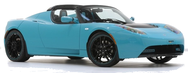 Tesla Roadster Battery Electric Vehicle Bev Sport Car