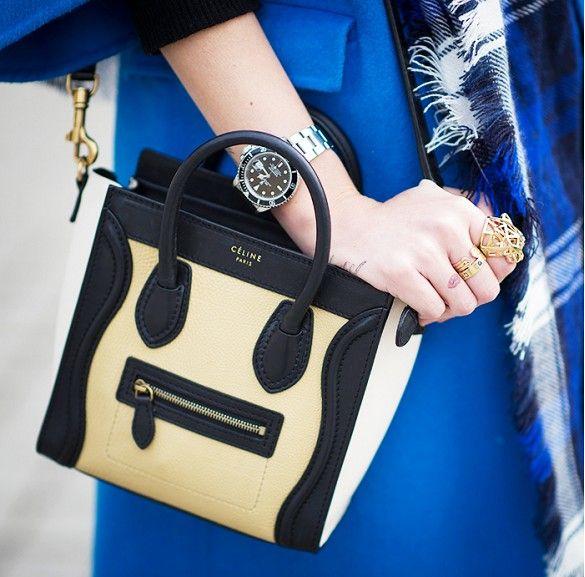 Paris Street Style  See the Bag Everyone is Carrying via  WhoWhatWear 00869b8b8d13f