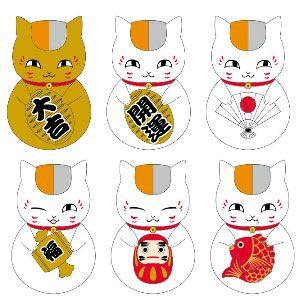 【Natsume Yuujinchou】Nyanko Sensei Okiagari Koboshi BOX  [Release Date]late September-2012  URL: http://aikoudo.com/goods_en_9430.html