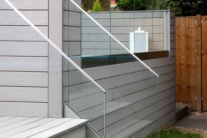 Garden Wall Cladding Insulation In Uk Interior Wood Plastic Panels
