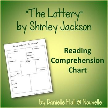 "setting in the lottery ""i suppose i hoped, by setting a particularly brutal ancient rite in the present and  in my own village, to shock the story's readers with a graphic dramatization of."
