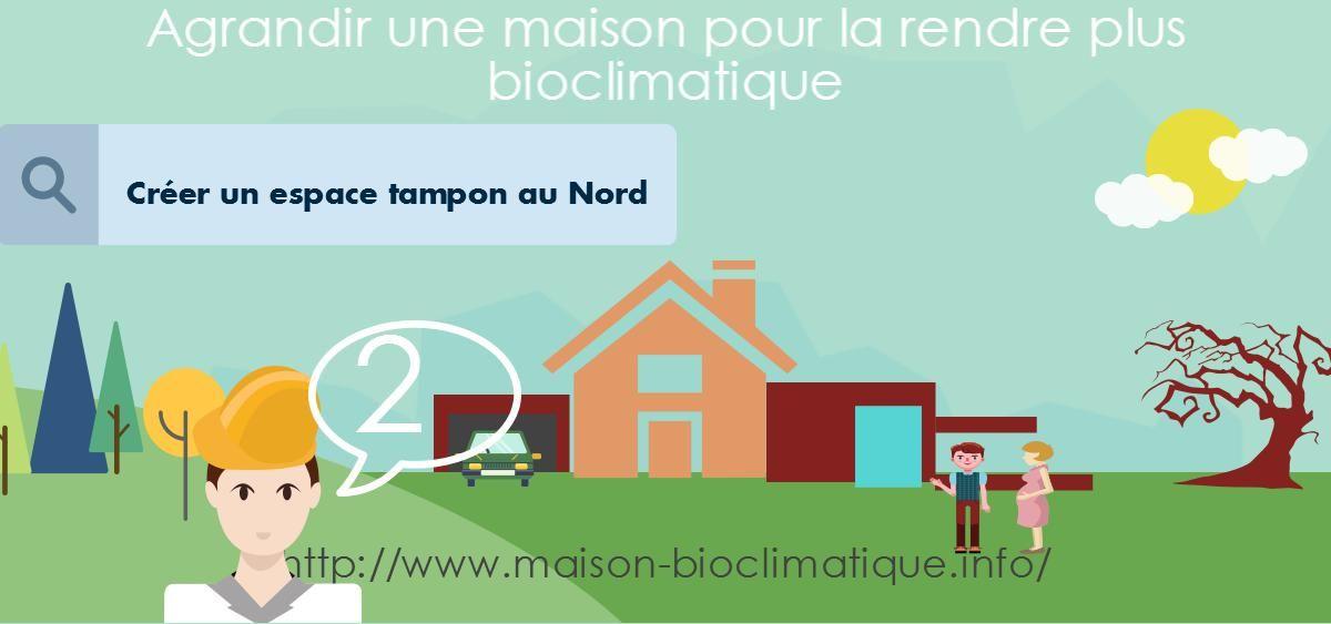 Agrandir sa maison pour la rendre bioclimatique? Travaux