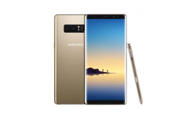 Samsung Galaxy Note 8 18 Eylül 'de Türkiye'de satışta. Aksesuar Hediye Çeklerini KAZANMAK İÇİN ACELE EDİN! ÖN SİPARİŞLE SATIŞLAR BAŞLADI