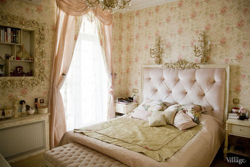 Vintage French Bedroom – Bedroom French
