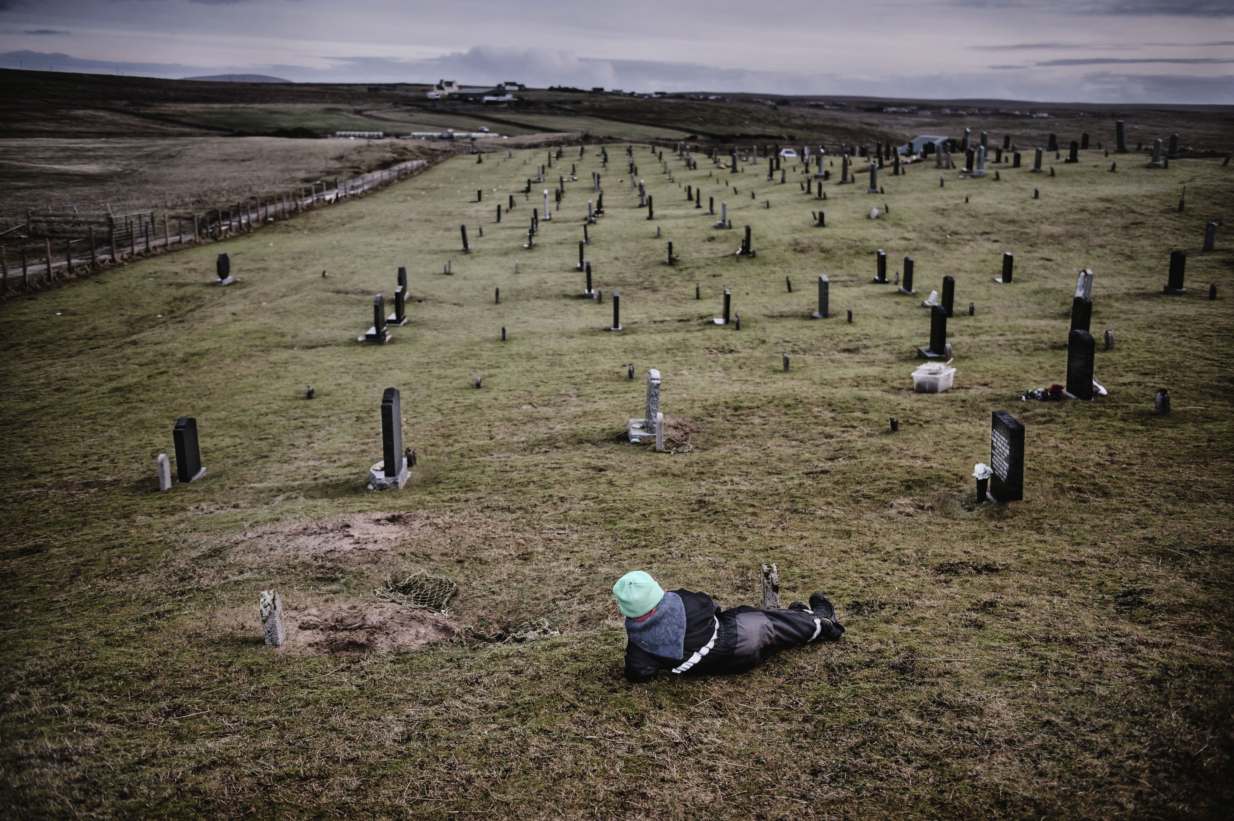 World Photography Organisation: 3rd Place, 'At The End Of The Day' By Laetitia Vançon