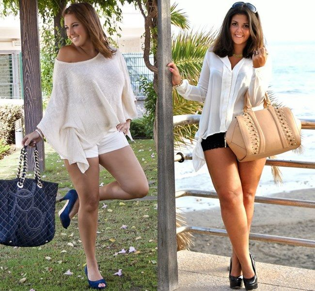 06adbc16e68 Style Ideas  Plus Size Fashion Shorts for Different Occasions