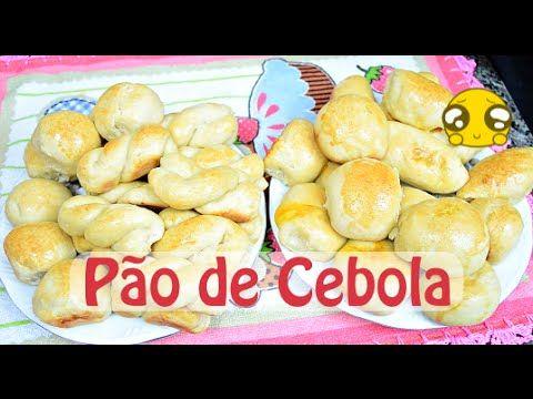 Pão de Cebola - Meu Pai é o Padeiro - YouTube