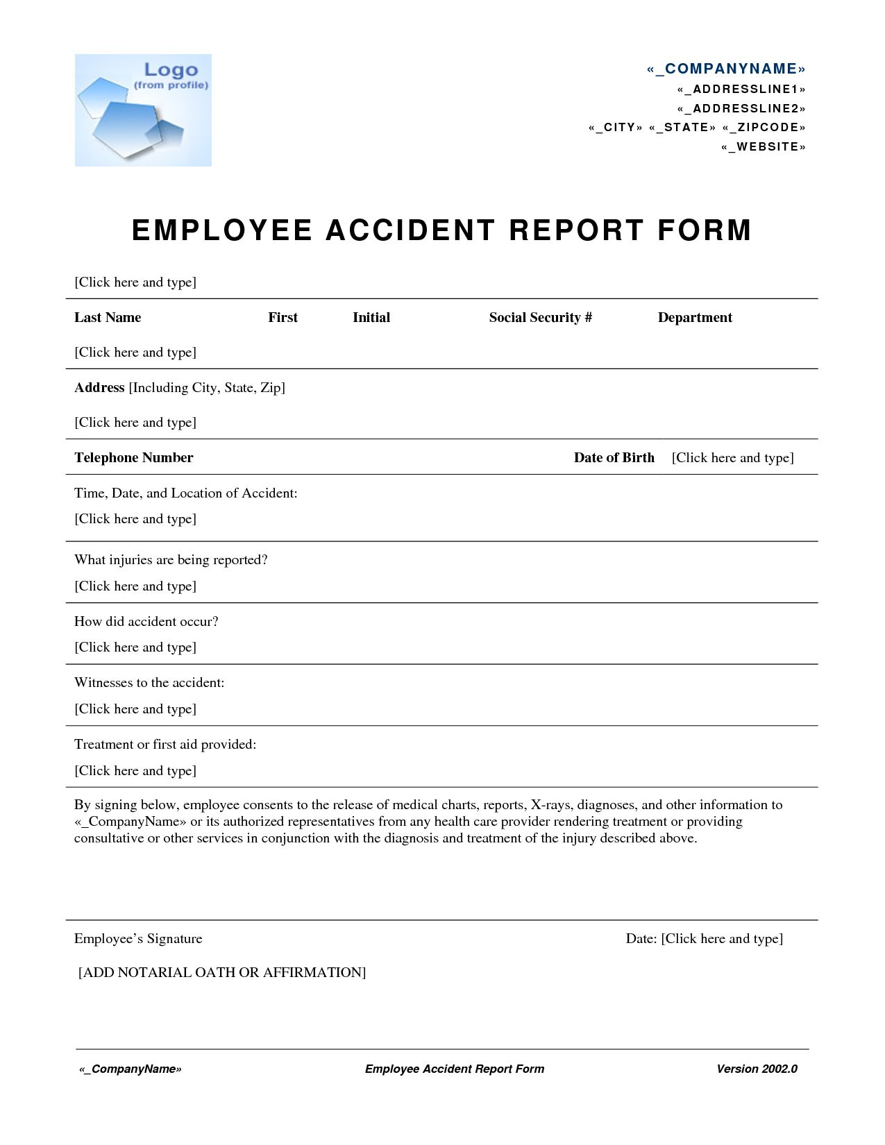 The Appealing Best Photos Of Workplace Accident Report Form Work For Health And Safety Incident Report F Incident Report Form Incident Report Report Template