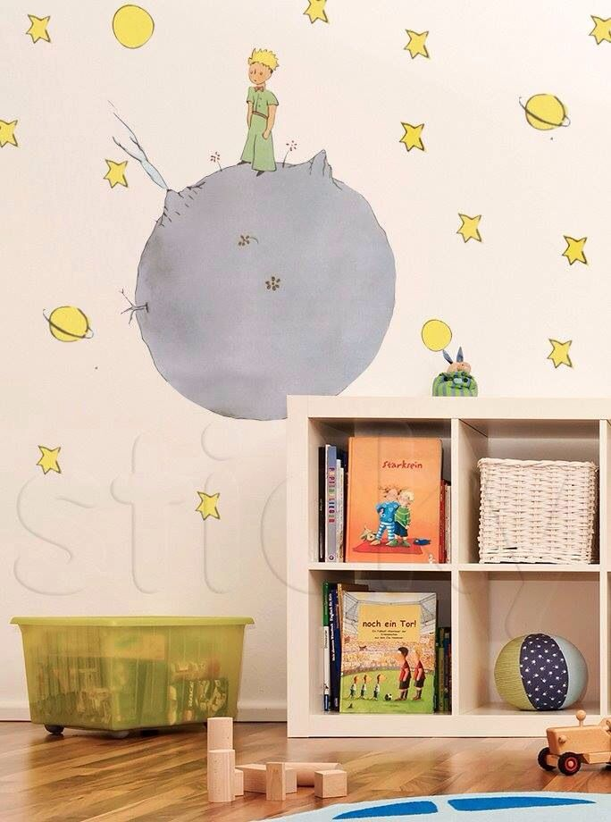 Little Prince For The Kids Room Prince Nursery Theme Prince Nursery The Little Prince