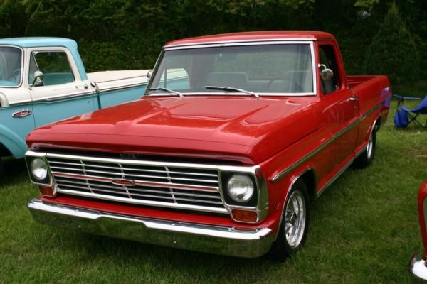 1969 Ford F100 Truck Images Ford Trucks 1969 Ford Trucks Over