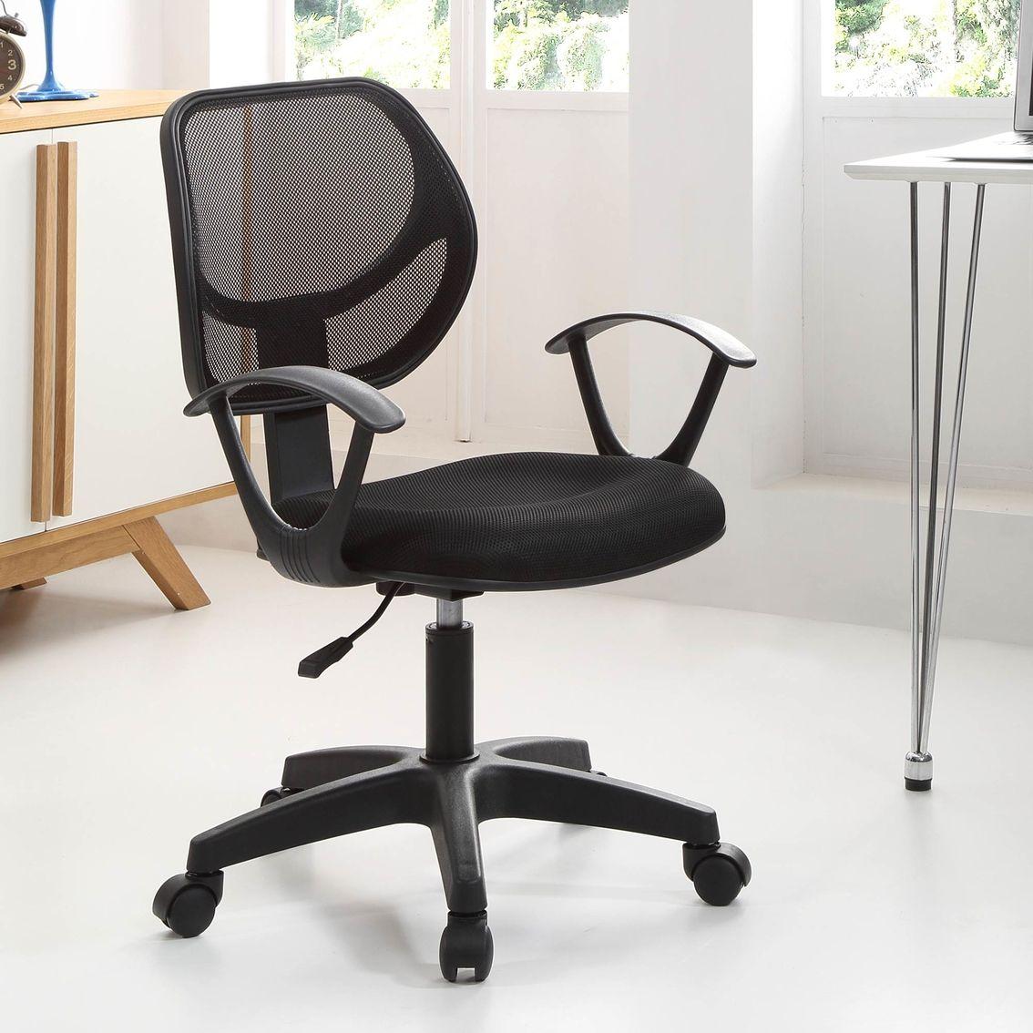 Phenomenal Hodedah Mesh Back Desk Chairitem 8631577 List Price Inzonedesignstudio Interior Chair Design Inzonedesignstudiocom