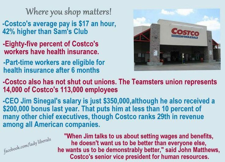 The 25 best ideas about costco employee benefits on