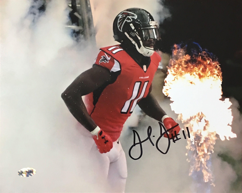 Julio Jones Atlanta Falcons Signed 8x10 Photo Atlanta Falcons Pictures Julio Jones Atlanta Falcons