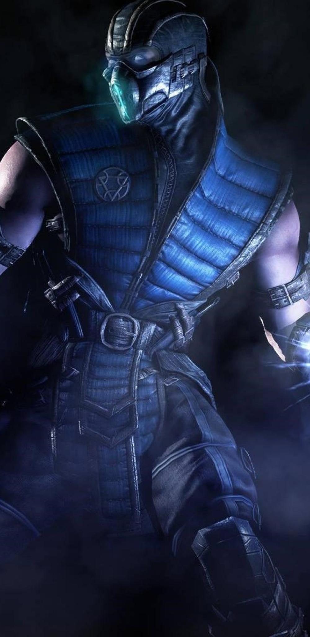 Sub Zero In Mortal Kombat Sub Zero Mortal Kombat Mortal Kombat X Wallpapers Scorpion Mortal Kombat